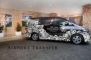 Kuta Angel Bali - Airport transfer