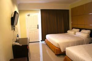 Sylvia Resort Komodo Flores - Kamar Tamu