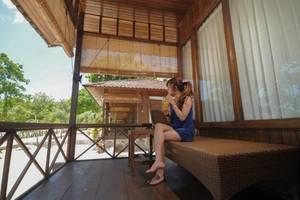 Sylvia Resort Komodo Flores - Villa Room