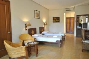 Mutiara Carita Cottages Pandeglang - Suite Room Hotel (Twin Bed)