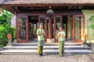Mimpi Resort Tulamben - Welcome