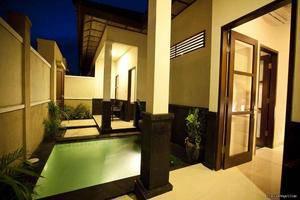 Black Penny Villas Trawangan Lombok - Kolam Renang