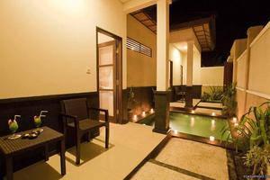 Black Penny Villas Trawangan Lombok - Interior
