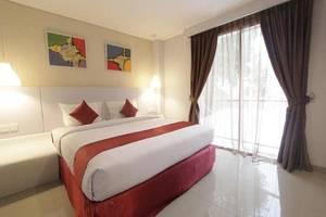 Durian Condotel Suite Makassar - 1 Tempat tidur Besar