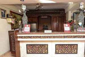 NIDA Rooms Kuta Legian Beach Bali - Resepsionis