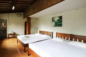 Cansebu Amazing Camp & Resort Bogor - Cottage Room