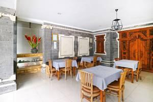 Palm Garden Kuta Bali - Restaurant