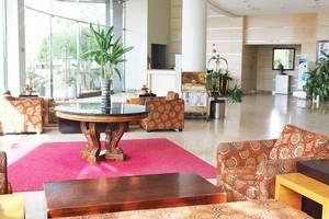 Swiss-Belhotel Merauke - Lobi kantor depan
