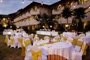 The Singhasari Resort Batu - Wedding Garden