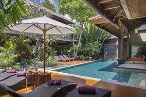 Villa Kinaree Estate Seminyak - Kolam Renang