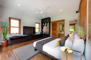 Villa Kinaree Estate Seminyak - Kamar tidur
