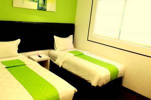Arbor Biz Hotel Makassar - Kamar Deluxe