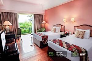 Mason Pine Hotel Bandung - Deluxe Twin Bed