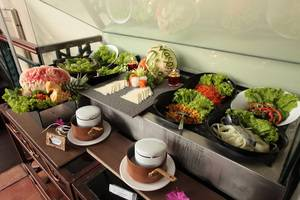 Mason Pine Hotel Bandung - Bale Bale Cafe