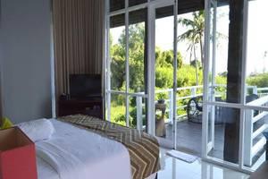 808 Residence Bali - Kamar Deluxe dengan balkon