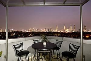 ZEN Premium Menteng Gondangdia Jakarta - Ruang Santai