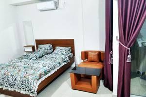Sudirman Suite Bandung - Bed Room