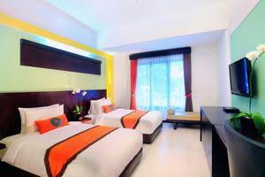 Ozz Hotel Kuta Bali - Deluxe Twin