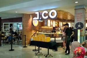 The Himana Malang (Malang City Point) Malang - J.Co Coffee and Donut