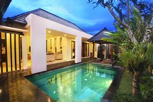 The Adnyana Villas & Spa Bali - Villa (11/Feb/2014)