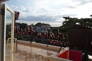 Nutana Hotel Lombok Lombok - Atap