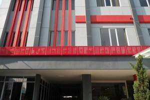 New Moonlight Hotel Bandung - Eksterior