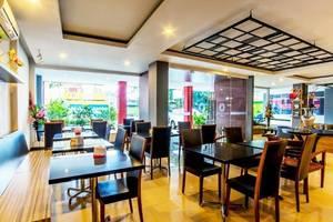 New Moonlight Hotel Bandung - Restaurant