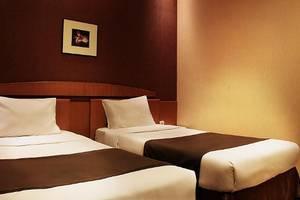 Hotel Nyland Cipaganti - Deluxe Tempat Tidur Twin