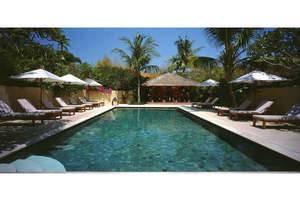 The Pavilions Bali - Kolam Renang