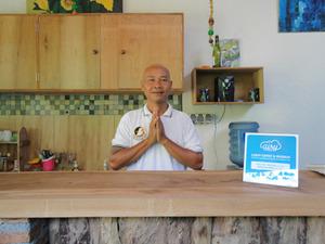 Airy Seminyak Sunset Road Belong Dua 5 Kuta Bali - Receptionist