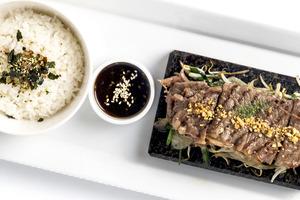 Kollektiv Hotel Bandung - meals