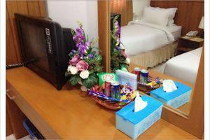 Havilla Maranatha Hotel Padang - Fasilitas Kamar