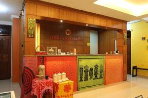 Havilla Maranatha Hotel Padang - Receptionis