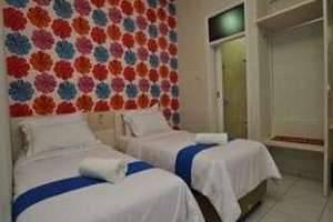 The Dinar Hotel Bandung - Tempat tidur twin