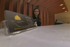 Hotel Royal Asnof Pekanbaru - Rreceeptio