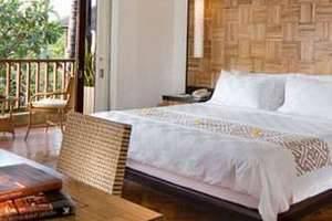 Padma Resort Bali at Legian Bali - Tempat tidur Deluxe Suite