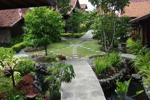 Tembi Rumah Budaya Yogyakarta - Taman