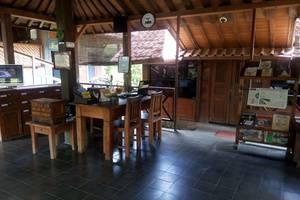 Tembi Rumah Budaya Yogyakarta - Front Office