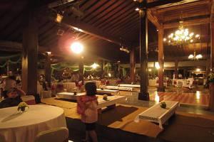 Tembi Rumah Budaya Yogyakarta - Pendopo