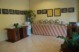 Hotel Sagan Huis Yogyakarta - Buffet Room