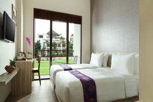 The Evitel Resort Ubud Bali - Kamar tamu