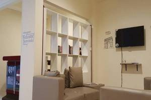 Mador Malang Dorm Hostel Malang - Ruang tamu