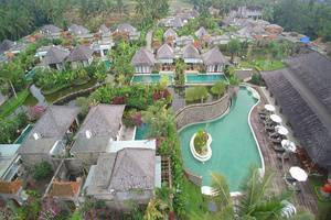 Royal Tulip Visesa Ubud Bali - Pemandangan