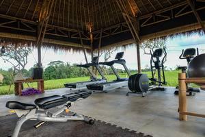 Royal Tulip Visesa Ubud Bali - Gym
