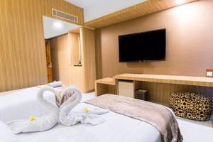 KJ Hotel Yogyakarta Yogyakarta - Kamar tamu
