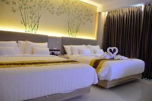 KJ Hotel Yogyakarta Yogyakarta - family suite