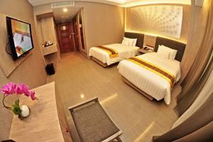 KJ Hotel Yogyakarta Yogyakarta - deluxe twin
