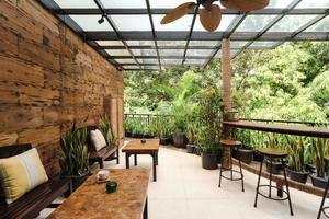 Treehouse Suites Jakarta - Exterior