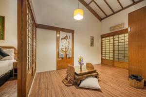 Kartika Wijaya Batu Heritage Hotel Malang - executive cottage 3