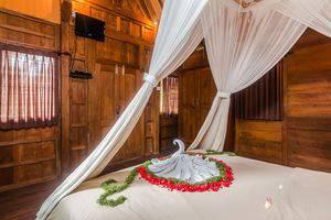 ZenRooms Ubud Singakerta Bali - Tempat Tidur Double